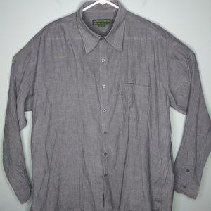 Vintage Marlboro Originals Button Front Shirt
